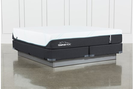 Tempur-Pro Adapt Medium Eastern King Mattress And Foundation - Main