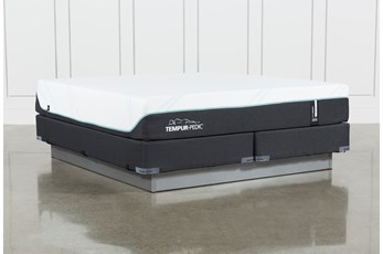Tempur-Pro Adapt Medium Cal King Mattress And Foundation