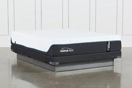 Tempur-Pro Adapt Soft Full Mattress And Low Profile Foundation