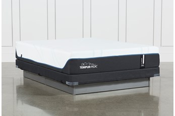 Tempur-Pro Adapt Soft Full Mattress And Low Profile Foundation