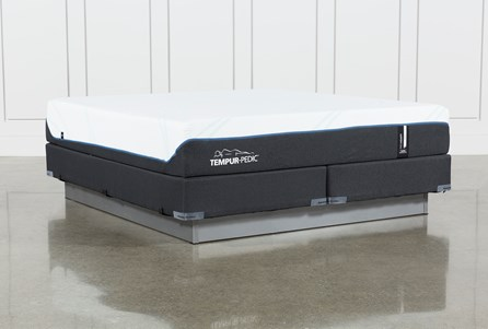 Tempur-Pro Adapt Soft Eastern King Mattress And Foundation