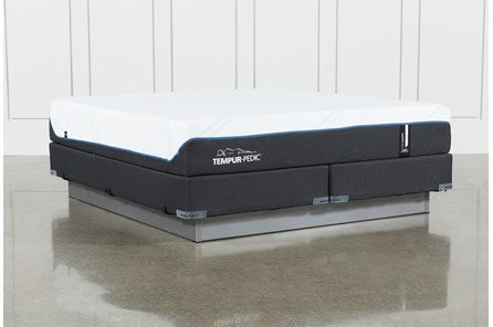 Tempur-Pro Adapt Soft Cal King Mattress And Foundation