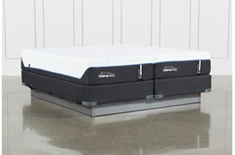 Tempur-Pro Adapt Soft Split Cal King Mattress And Foundation
