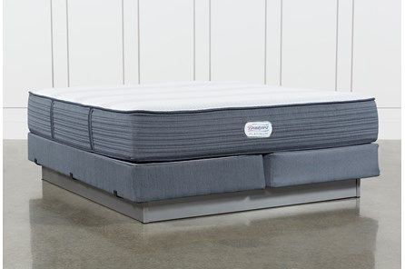 Brayton Plush California King Mattress And Foundation - Main