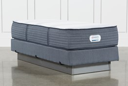 Brayton Medium Twin Extra Long Mattress And Foundation