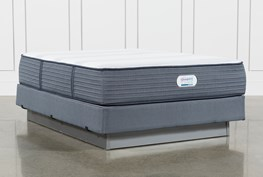 Brayton Medium Queen Mattress And Foundation