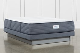 Brayton Medium Queen Mattress And Low Profile Foundation