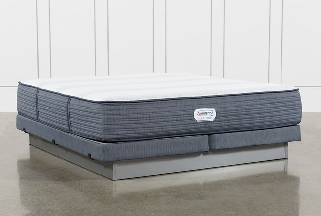 Brayton Medium California King Mattress And Low Profile Foundation - 360