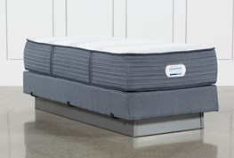 Brayton Firm Twin Extra Long Mattress And Foundation
