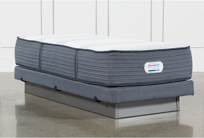 Brayton Firm Twin Extra Long Mattress And Low Profile Foundation - 360
