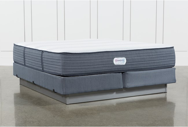 Brayton Firm Eastern King Mattress And Foundation - 360
