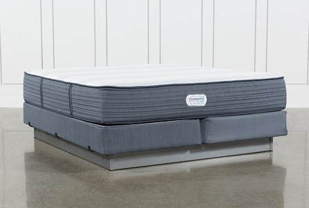 Brayton Firm California King Mattress And Foundation