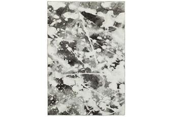 120X158 Rug-Marshall Black And White