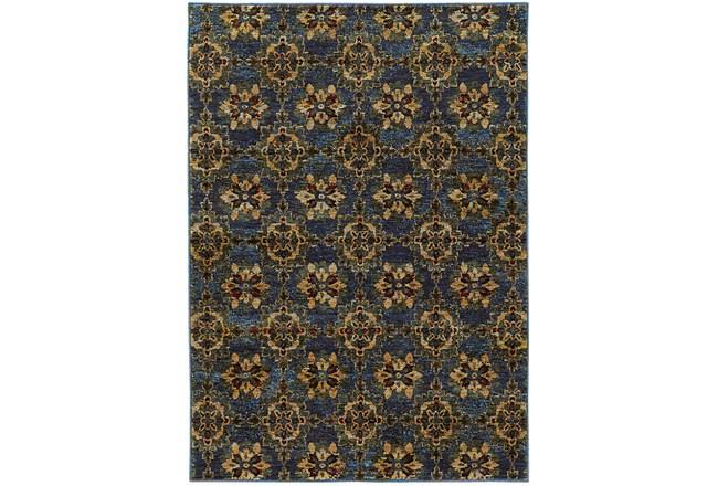 120X158 Rug-Tile Indigo - 360