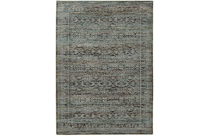 120X158 Rug-Elodie Moroccan Taupe - 360
