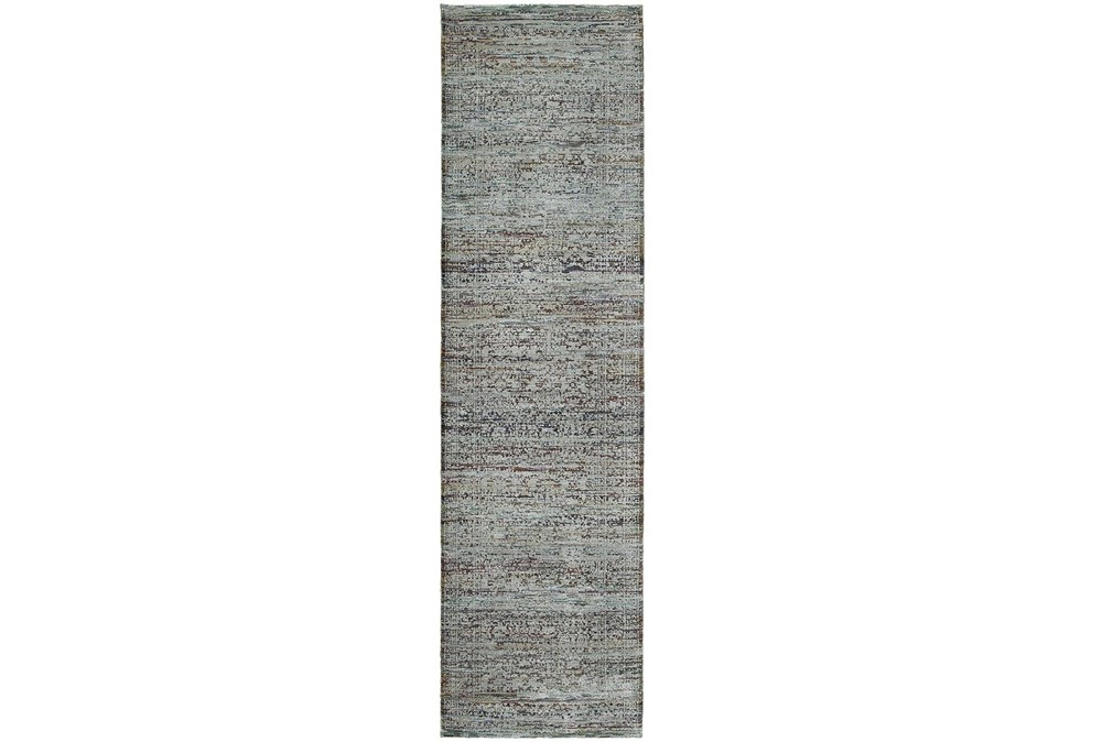 30X144 Rug-Elodie Moroccan Taupe