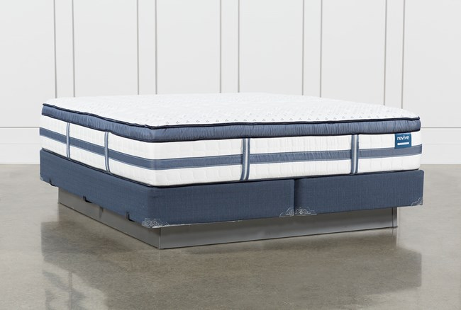 Freedom Eastern King Mattress W/Foundation - 360