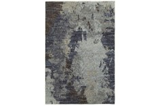 120X158 Rug-Marshall Steel Blue