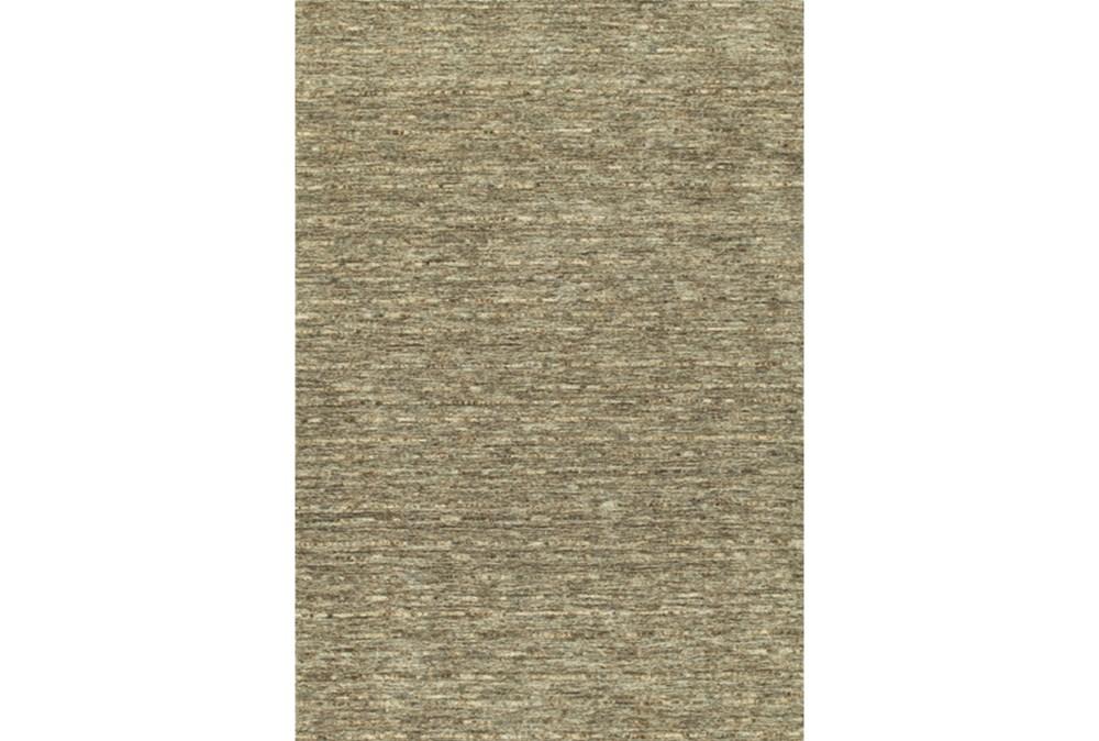 8'x10' Rug-Wool Striations Fudge