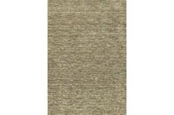 96X120 Rug-Wool Striations Fudge