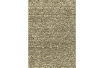 96X120 Rug-Wool Striations Fudge