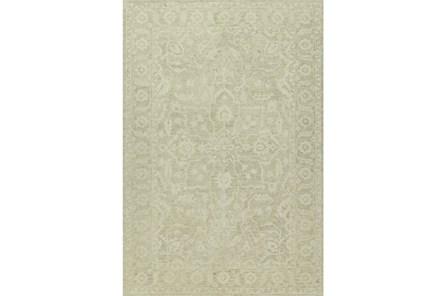 108X156 Rug-Caroline Tonal Pattern Linen