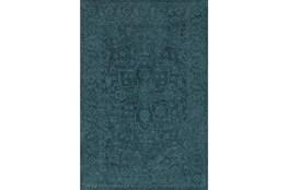 42X66 Rug-Caroline Tonal Pattern Navy