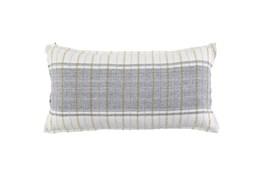 Accent Pillow-Block Print Multi 14X26