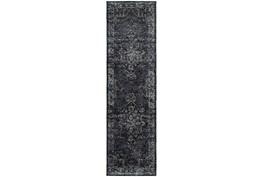 30X144 Rug-Adarra Moroccan Indigo