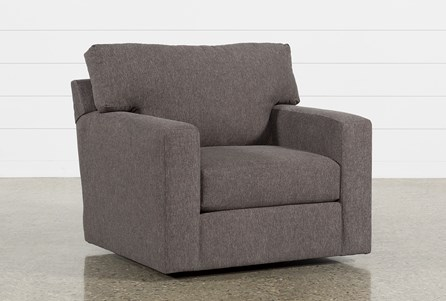 Mercer Foam Swivel Chair