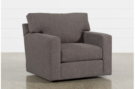 Mercer Foam Swivel Chair - Main