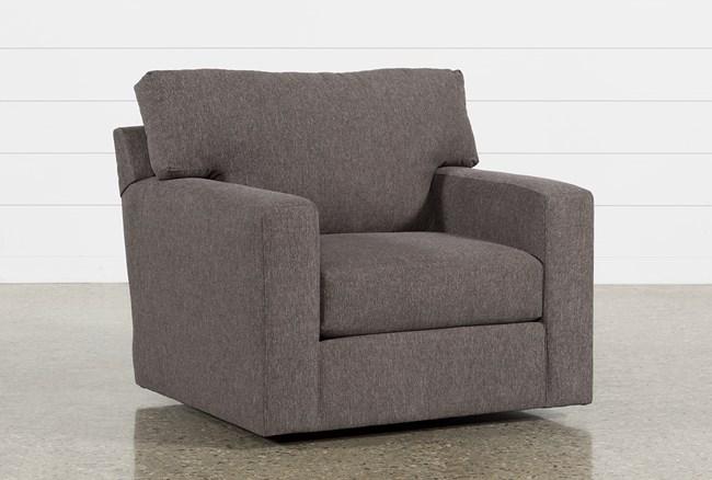 Mercer Foam Swivel Chair - 360
