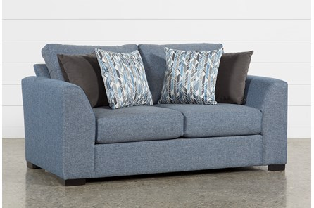 Cohen Foam Loveseat - Main
