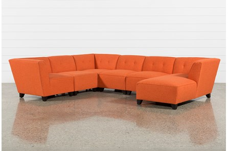 Benton 6 Piece Sectional
