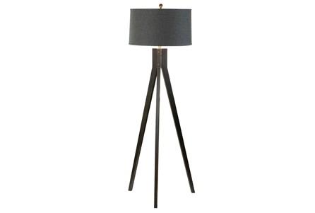 Floor Lamp- Ebony Tripod