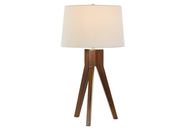 Table Lamp-Oak Tripod - 360