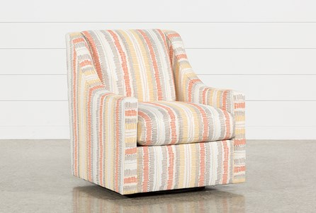 Amari Swivel Accent Chair