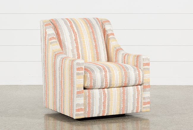 Amari Swivel Accent Chair - 360