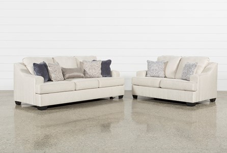 Brumbeck 2 Piece Living Room Set