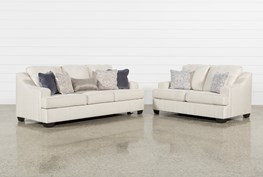 Brumbeck 2 Piece Living Room Set With Queen Sleeper