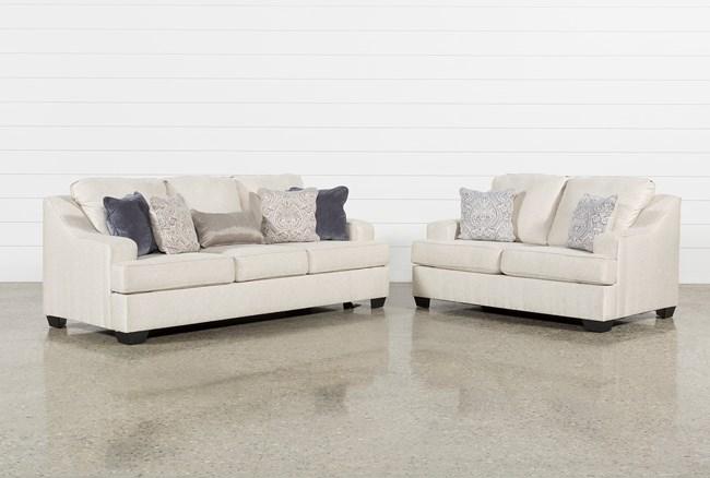 Brumbeck 2 Piece Living Room Set With Queen Sleeper - 360