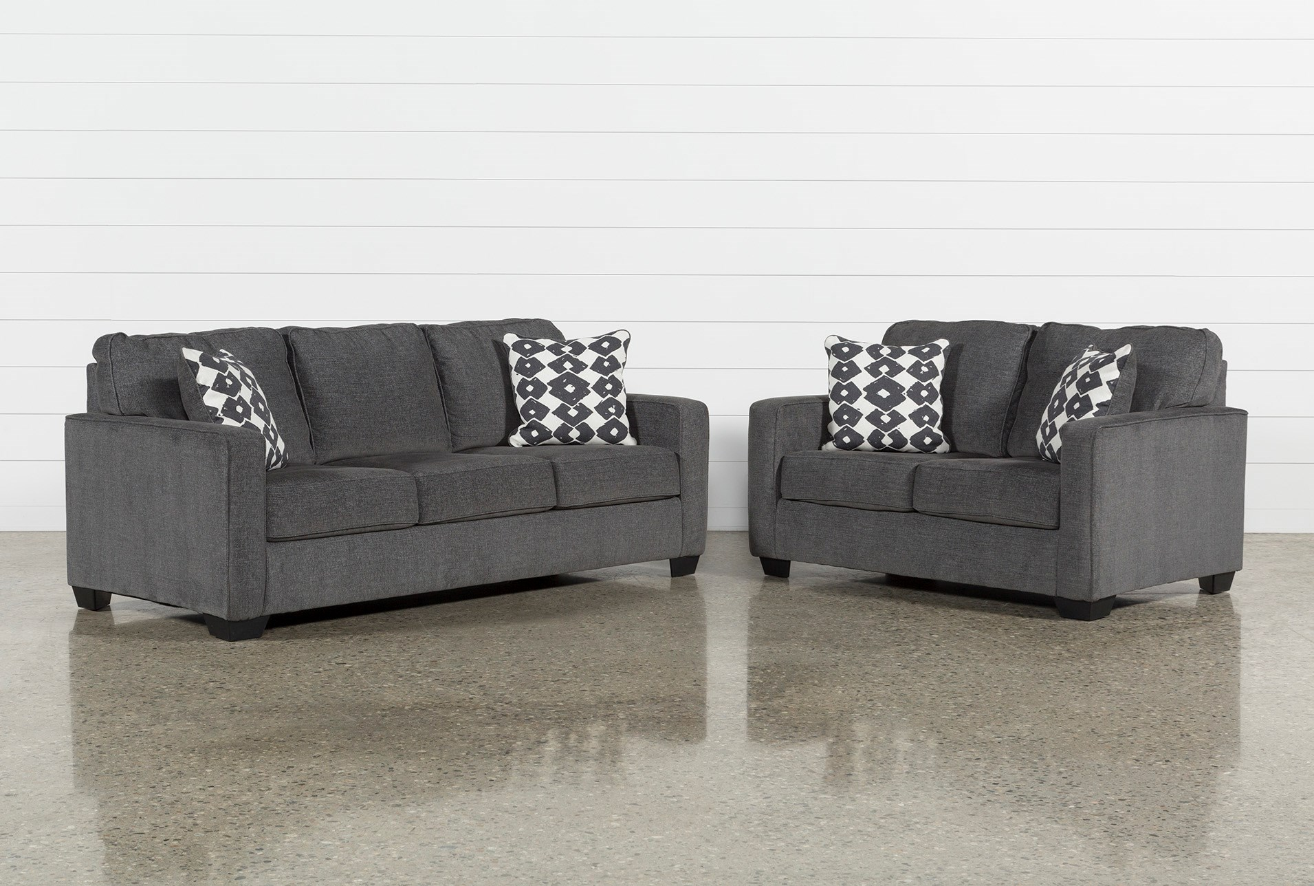 Ur 2 Piece Living Room Set