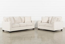 Escondido 2 Piece Living Room Set