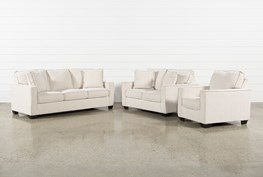 Escondido 3 Piece Living Room Set