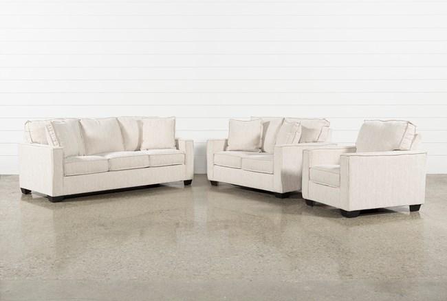 Escondido 3 Piece Living Room Set - 360