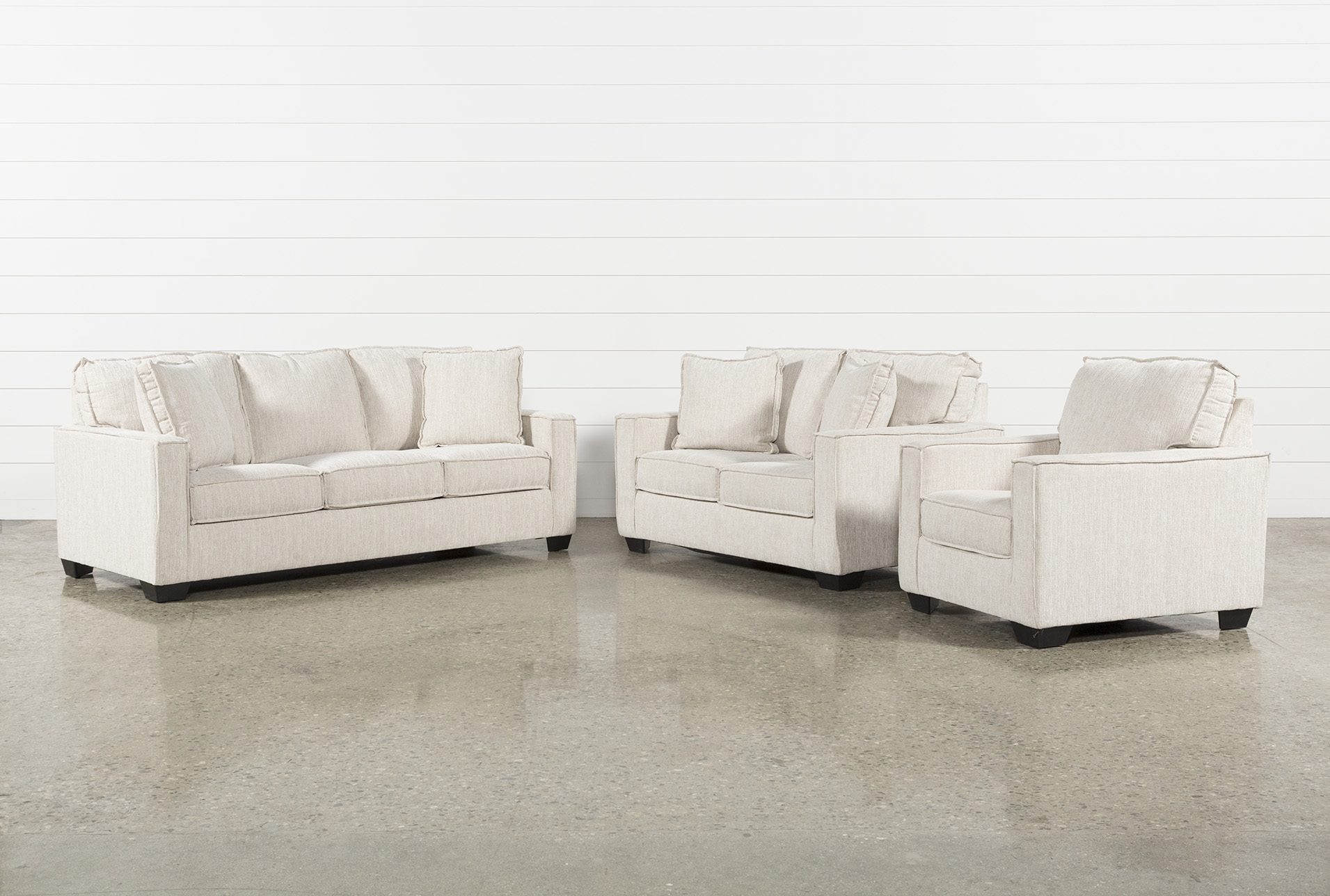 Lovely Escondido 3 Piece Living Room Set (Qty: 1) Has Been Successfully Added To  Your Cart.