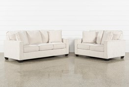 Escondido 2 Piece Living Room Set With Queen Sleeper