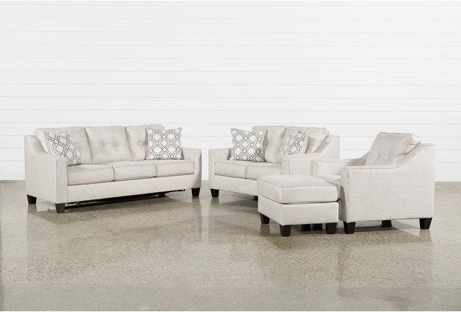 Linday Park 4 Piece Living Room Set - 360