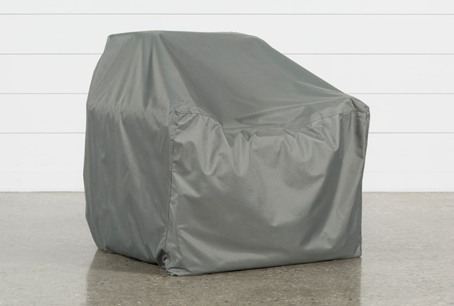 Furniture Cover For Outdoor Lounge Chair  - 360