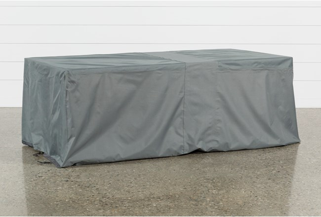 Furniture Cover For Outdoor Dining Set  - 360
